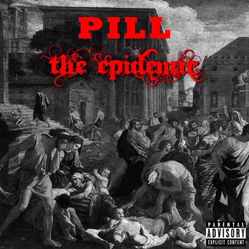 The Epidemic [No DJ] Front Cover
