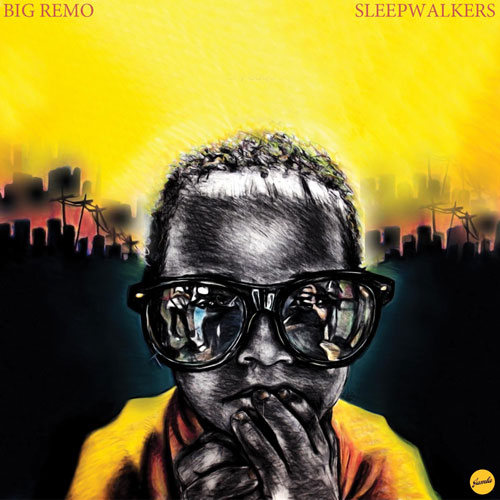 Sleepwalkers Front Cover