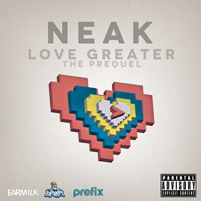 Love Greater // The Prequel Front Cover