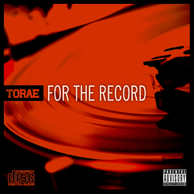Torae - For the Record (Album) Cover