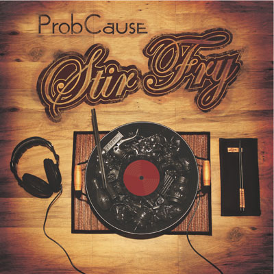 ProbCause - Stir Fry Cover