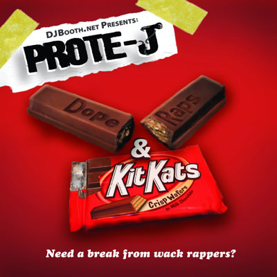 Dope Raps and Kit Kats Front Cover