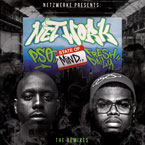 P.SO &amp; Fresh Daily - Network State of Mind Remixtape Cover
