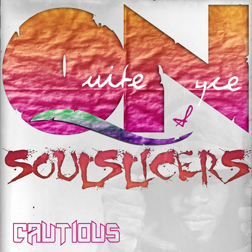 Cautious EP Front Cover