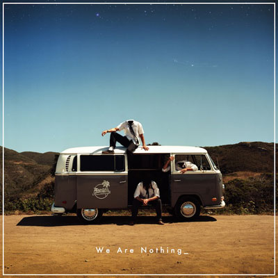 We Are Nothing Front Cover