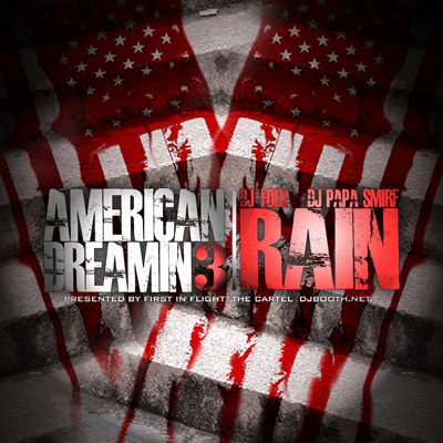 American Dreamin 3 Front Cover