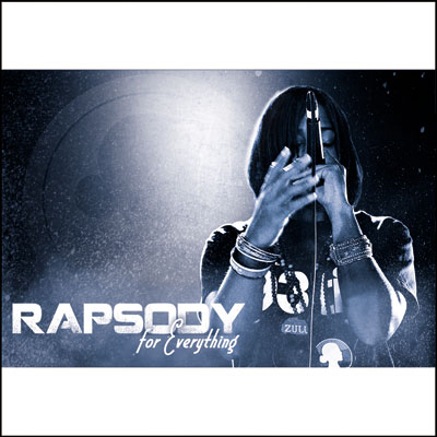 Jamla Records Presents: Rapsody - For Everything Cover