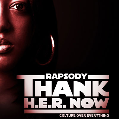 Rapsody - Thank H.E.R. Now Cover