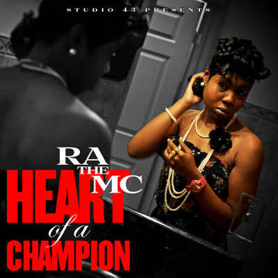 Heart of a Champion Front Cover