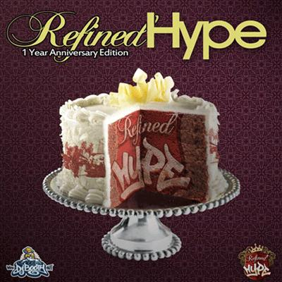 RefinedHype: 1 Year Anniversary Edition Front Cover