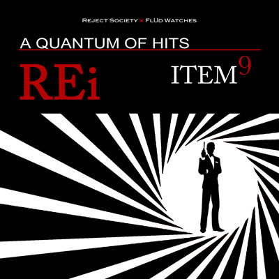 REi - Item 9 Album Cover