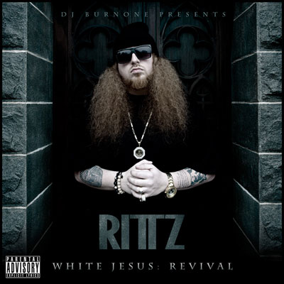 White Jesus Revival Front Cover