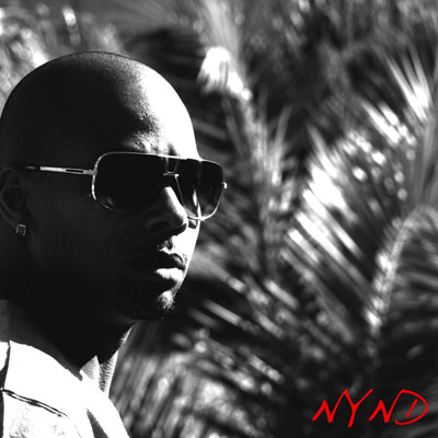 Rocky Fontaine -  NYND (New Year New Dope) Album Cover