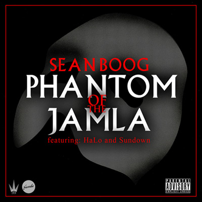 Sean Boog - Phantom of the Jamla Cover