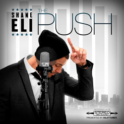 Shane Eli - The Push Cover