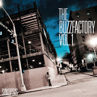 The Buzz Factory Vol 1 Front Cover