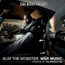 Slim the Mobster - War Music (No DJ) Artwork