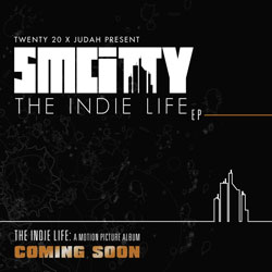 The Indie Life EP Front Cover