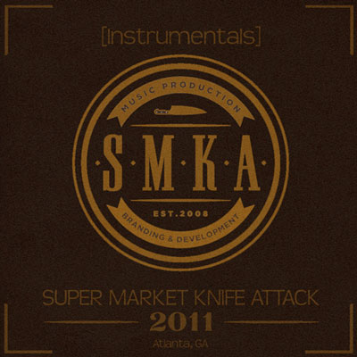 Super Market Knife Attack - Best of 2011 Instrumentals Cover