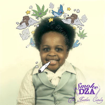 Smoke DZA - The Hustlers Catalog Cover