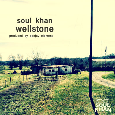 Soul Khan - Wellstone EP Cover