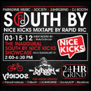 South By Nice Kicks 2012 MIxtape Cover