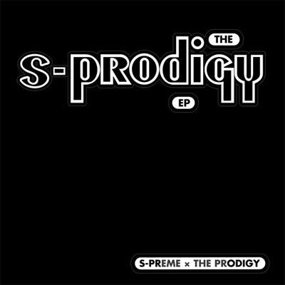 S-Prodigy EP Front Cover