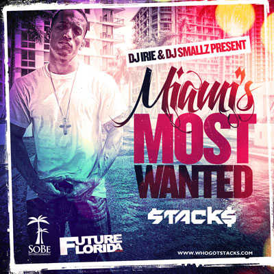 Miami's Most Wanted Front Cover