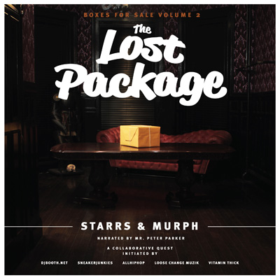 BFS2 The Lost Package Front Cover