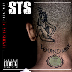 STS - Demand More 2 Cover