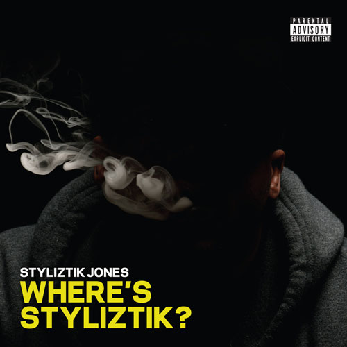 Where's Styliztik? Front Cover