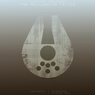 The Millennium Falcon EP. 1 Front Cover