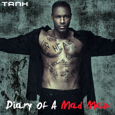 Diary of a Mad Man Front Cover