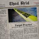 Thad Reid - Target Practice Cover