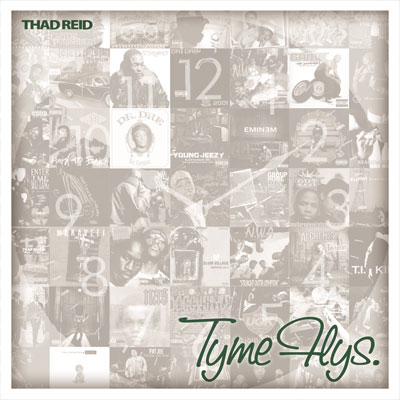 Tyme Flys EP Front Cover