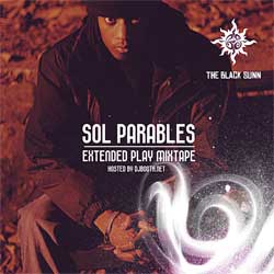 Sol Parables Front Cover