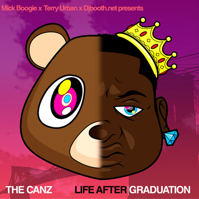 The Canz - Life After Graduation Cover
