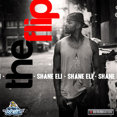 Reverb Nation Presents: The Flip - Shane Eli Front Cover