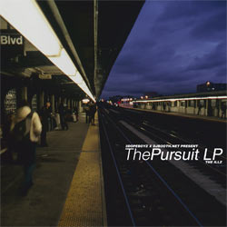 The Pursuit LP Front Cover