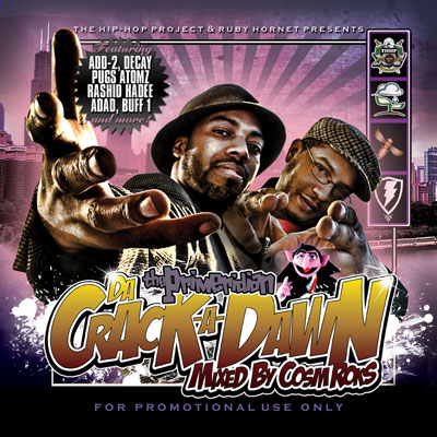 Da Crack A Dawn Front Cover
