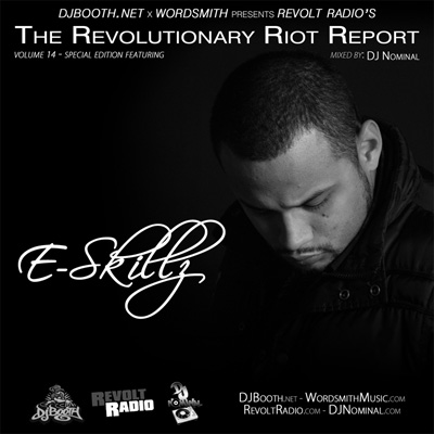 Revolt Radio - The Revolutionary Riot Report Vol. 14 Album Cover