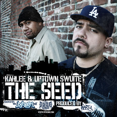 The Seed LP Front Cover