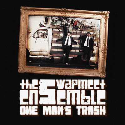 The Swapmeet Ensemble - One Man's Trash Album Cover