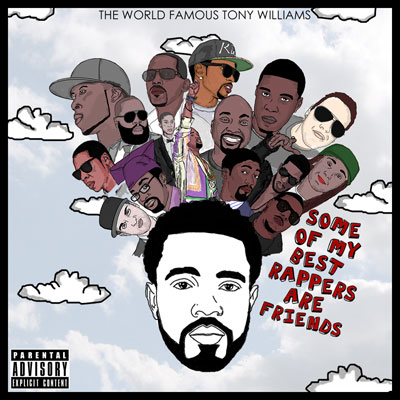 Some of My Best Rappers are Friends Front Cover