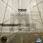 Torae - Do The Math (Re-Produced) EP Cover