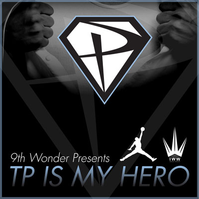 TP Is My Hero EP Front Cover