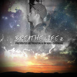 TreaZon - Breathe Life 2 Cover