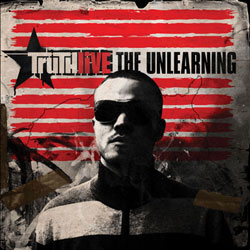TRUTHLiVE - The Unlearning EP Cover