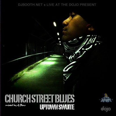 Church Street Blues Front Cover