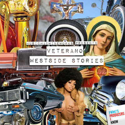 Veterano - Westside Stories Cover